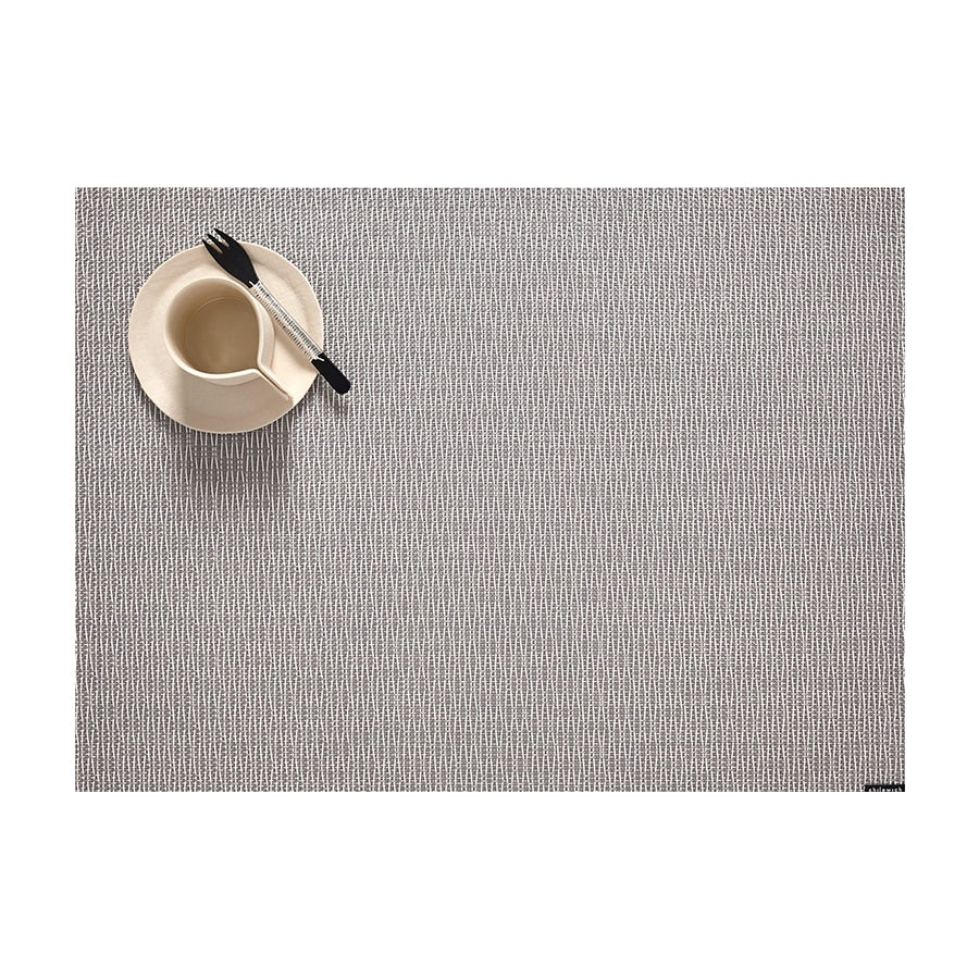 Whistle Rectangle Placemat in Ice