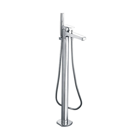 Escuadra floor-mounted bath mixer set Z5A2720C0N