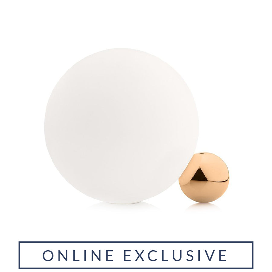 Copycat Table Lamp in Copper (Online Exclusive)