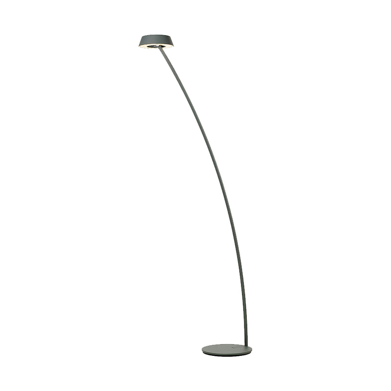 Glance Curved Floor Lamp