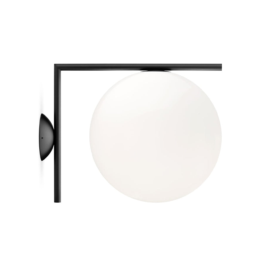 IC Lights W1 Wall Lamp in Black