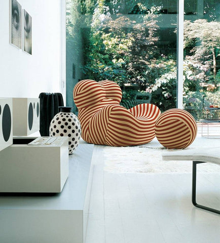 Serie Up 2000 UP5_6 Armchairs