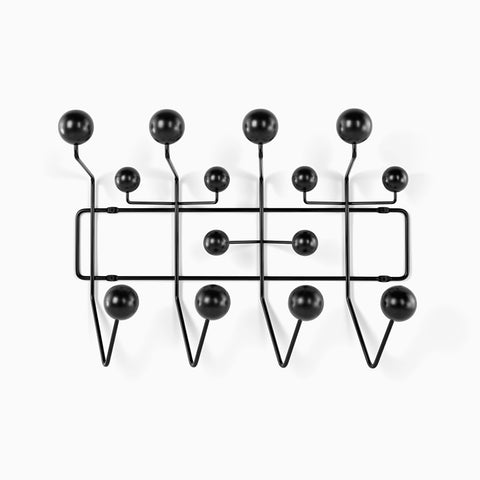 Eames Hang-It-All in black