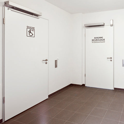Disabled Toilet Automatic Swing Door Operator