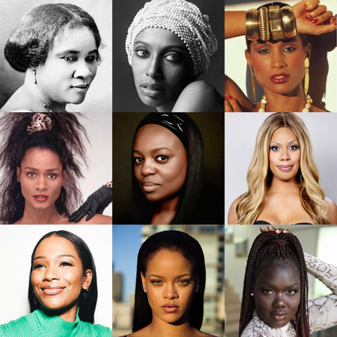 Black Women In Beauty