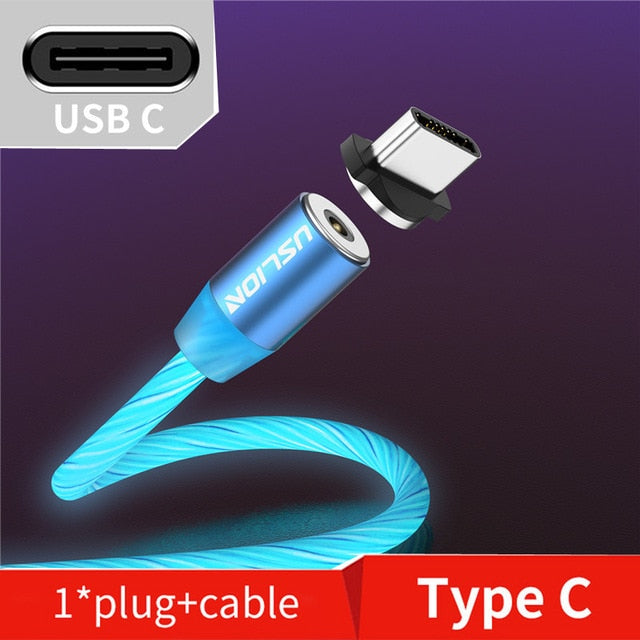Lightning USB Magnetic Charger