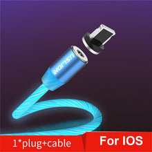 Load image into Gallery viewer, Lightning USB Magnetic Charger