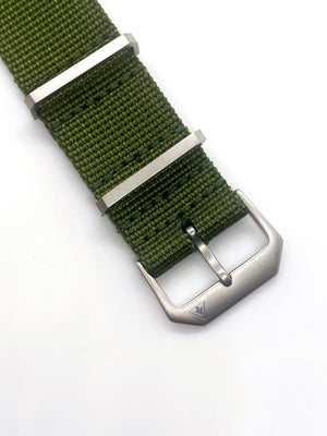 ARES® LASH Ballistic Nylon & Leather Straps