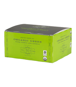 Harney & Sons - Organic Green with Citrus & Gingko