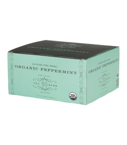 Harney & Sons - Organic Peppermint Herbal