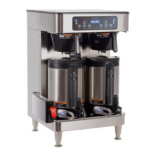 ICB Infusion Series Twin Soft Heat Coffee Brewer System