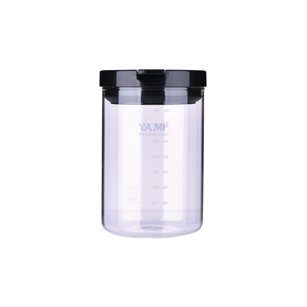 Glass Coffee Canister (700cc)