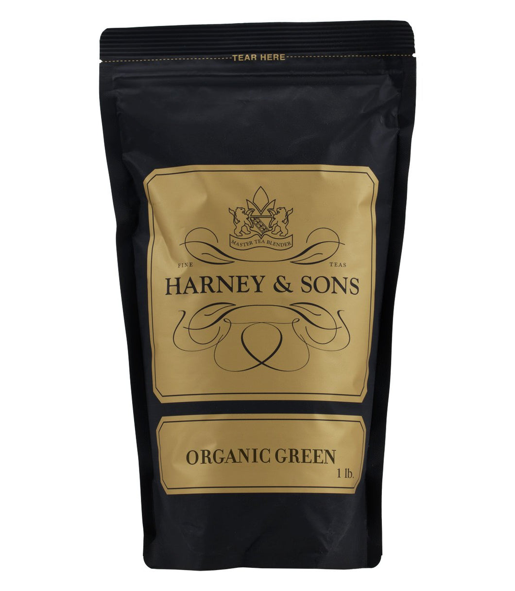 Harney & Sons - Organic Green with Citrus & Ginko