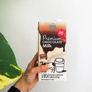 Premium Chocolate UHT Milk
