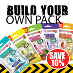 BUILD YOUR OWN 5-BAG POWER PACK - 150 pcs