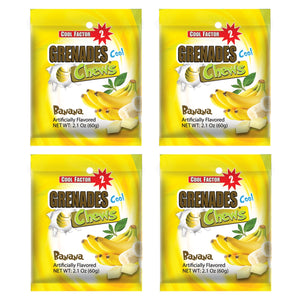 Load image into Gallery viewer, Grenades Chews - Banana - 48 pcs