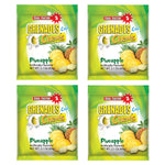 GRENADES CHEWS - PINEAPPLE - 48 PCS