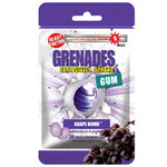 Grenades Gum - Grape Bomb 30pcs