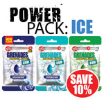 Grenades Power Pack: Ice 90 pcs