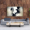 Tablou Canvas Abstract Woman Portrait