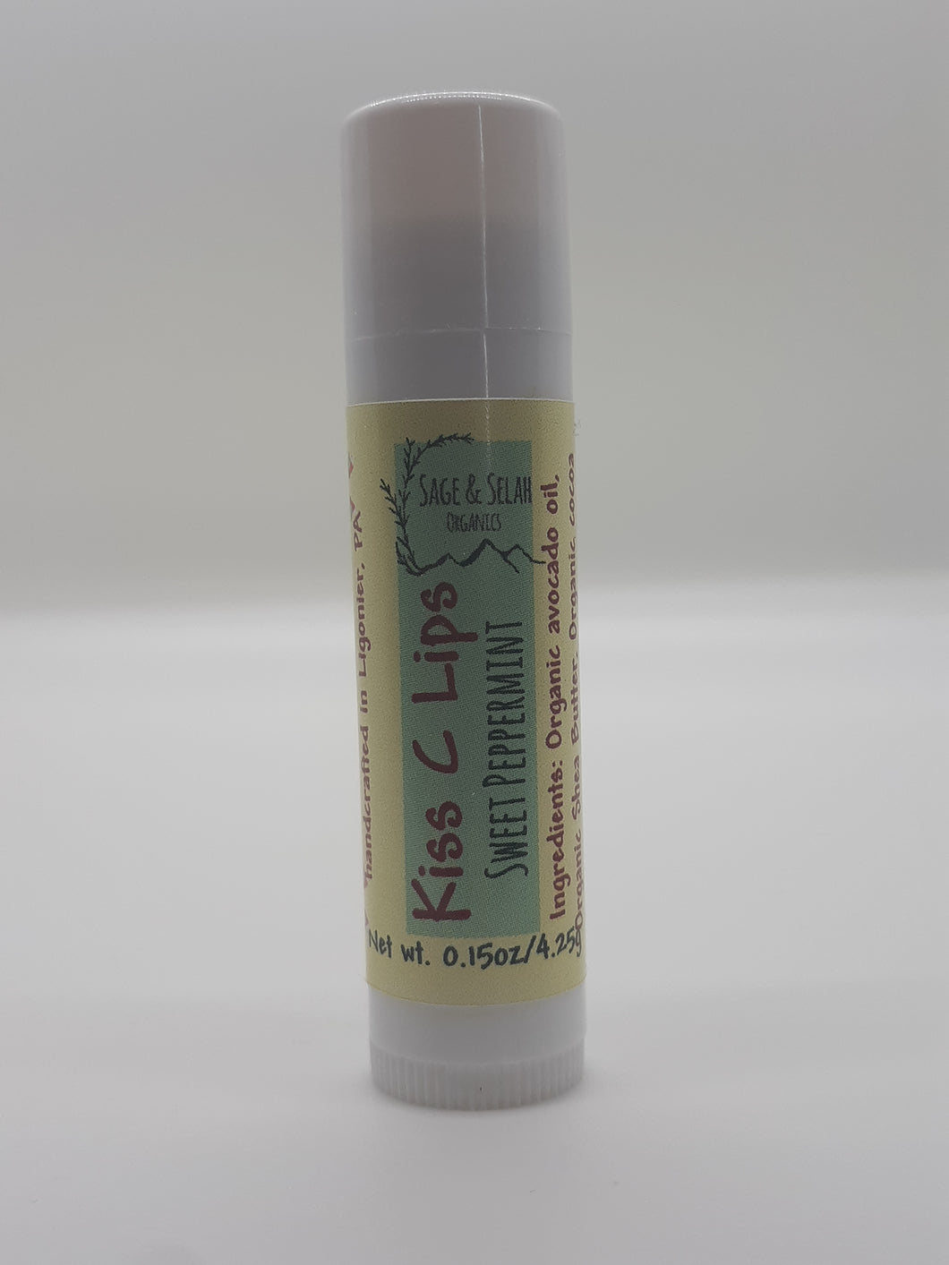 Kiss C Lips - Holiday Blends - 0.15oz tubes