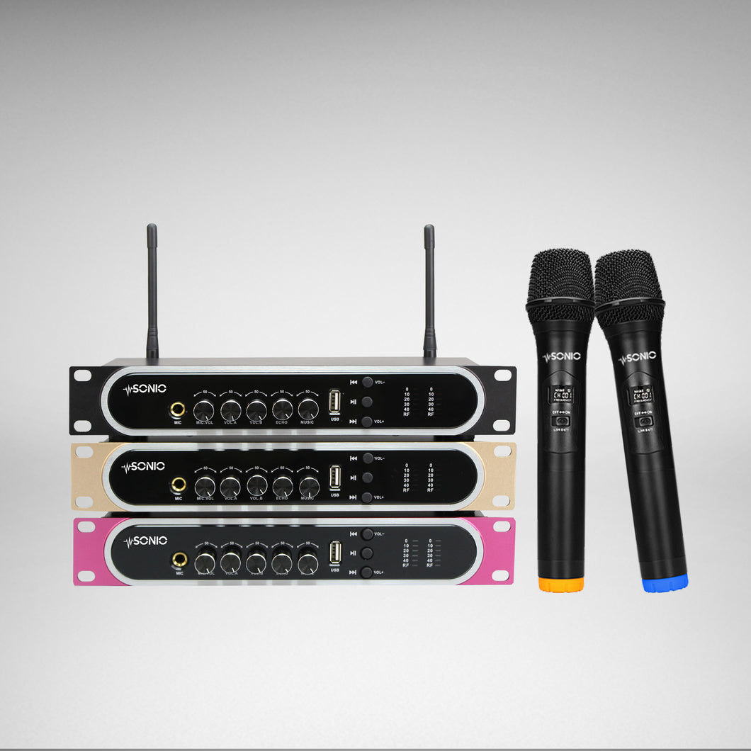 SONIO MINI Wireless Microphone System with Echo Control - Sonio