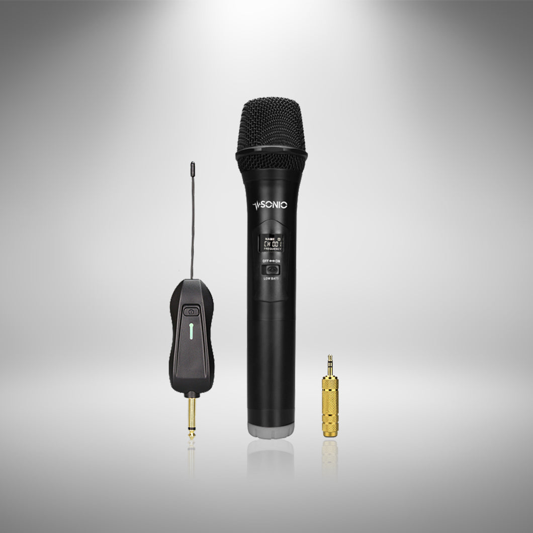SONIO AIR Handheld Wireless Microphone - Sonio