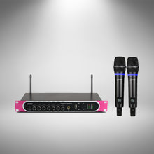 Load image into Gallery viewer, SONIO PRO [2021 New Year Limited Edition] Wireless Microphone System with Echo, Bass and Treble Control & Rechargeable Functions - Sonio
