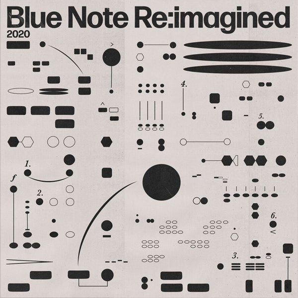 Music_V.A.『Blue Note Re:imagined』