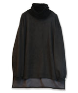 MK21A-C-26 | Name:GIRAFFE | Color:Black | Style:Long Turtle Cut&Sew 【Masterkey】