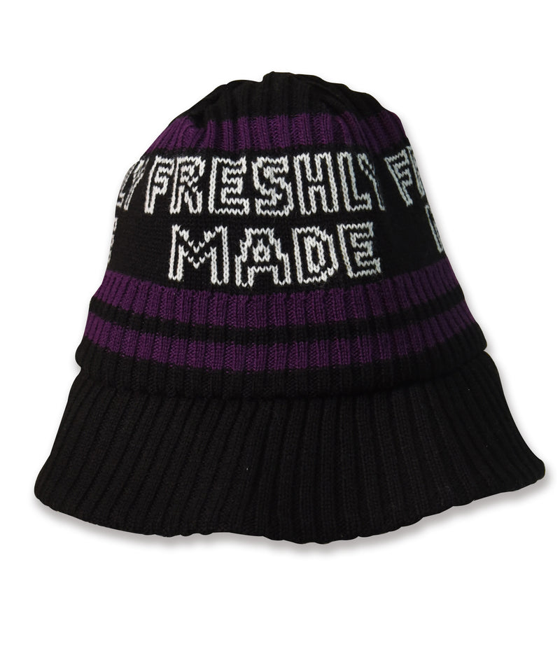 No:MK21A-C-32 | Name:FRESHLY MADE | Color:Black | Style:Bucket hat 【Masterkey】【ネコポス選択可能】