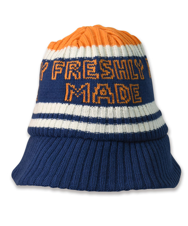 No:MK21A-C-32 | Name:FRESHLY MADE | Color:Blue | Style:Bucket hat 【Masterkey】【ネコポス選択可能】