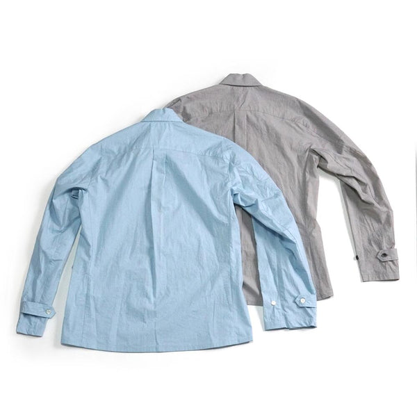 Work Shirts  Color:P.Blue / P.Gray/P.Pink/Black【PHABLIC×KAZUI ファブリック バイ カズイ】