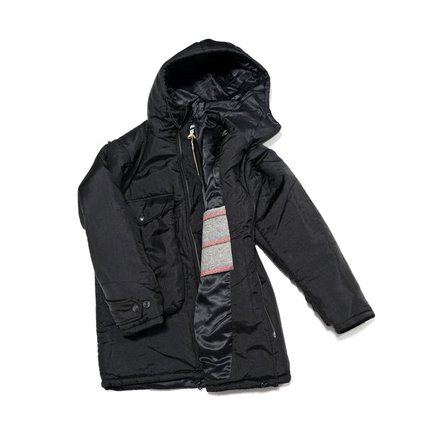 No:M28011 | Name:NYC Car Coat | Color:Taslan Nylon Black | Style: 【MONITALY】