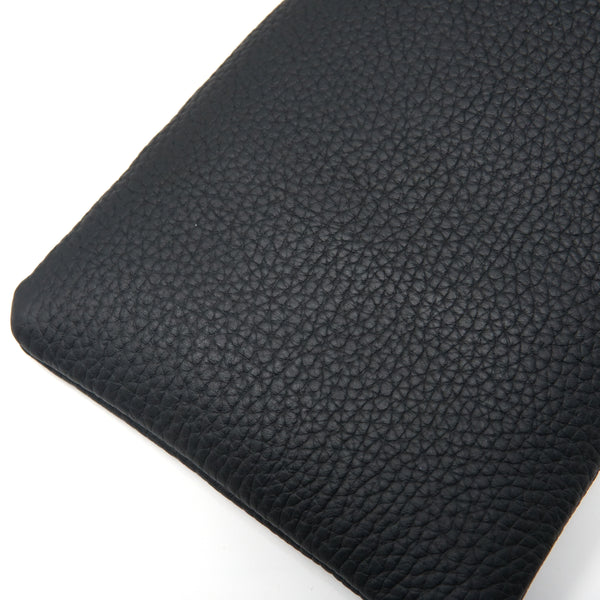 No:voo-1047 | Name:LEZA POUCH | Color:BLACK【VOO】