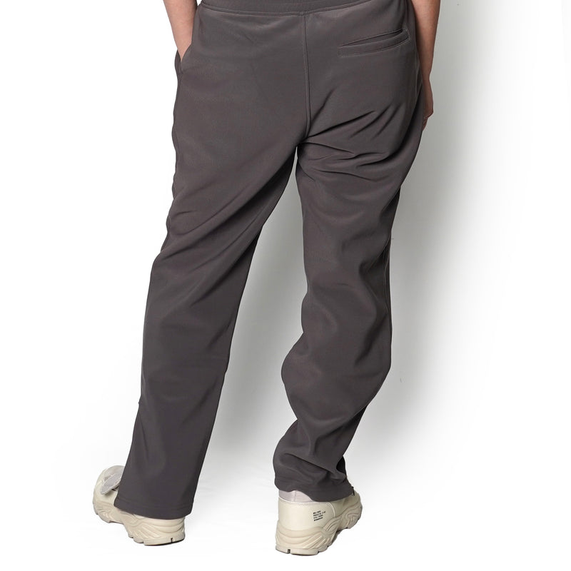 No:KL20FPT50 | Name:SCOUT | Color:MOCHA | Style:Style:Side Zip Pin Tuck Pants 【KELEN】