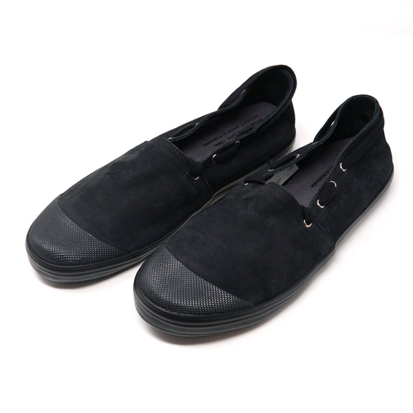 No:4033NL | Name:FRENCH MILITARY ESPADRILLES | Color:Black Nuback【REPRODUCTION OF FOUND】