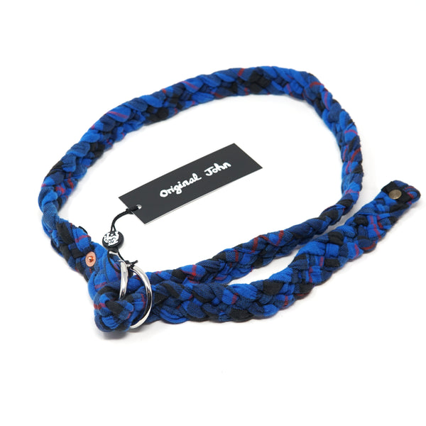 No:AC405B | Name:Mesh Ring Belt  Color:Blue | 【Original John】