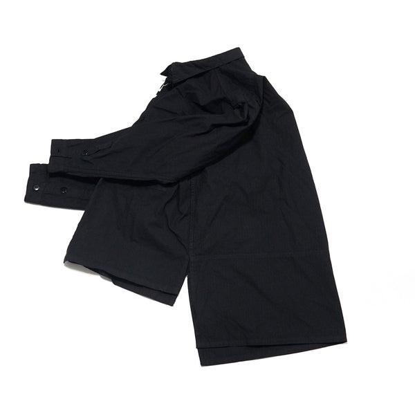 No:voo-1035 | Name:LONGTAIL SHACKET | Color:BLACK | Size-Q【VOO】
