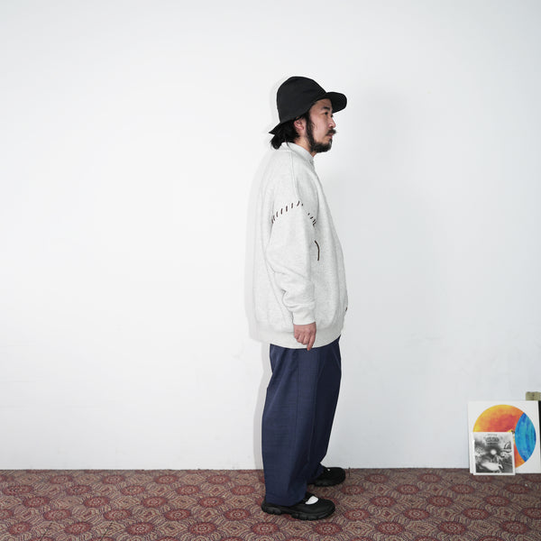 No:JK396 | Name:BIRDCAGE CLOAK | Color:Gray | 【Original John】