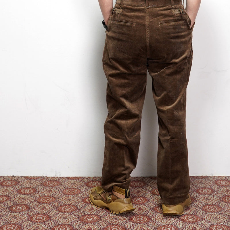 "No:KL20FPT49 | Name:ST SIDE ADJUSTABLE TROUSERS  ""RANCE"" 