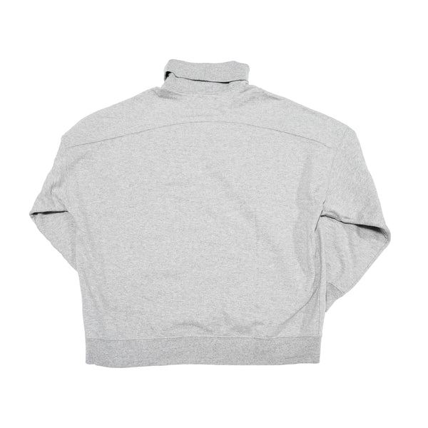 No:M28701 | Name:Turtleneck Sweatshirt | Color:H.Grey | Style: 【MONITALY】