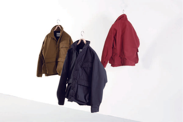 No:KL20FJK920 | Name:SOYUZ | Color:BURGUNDY | Style: KELEN-NANGA TAKIBI HUNTTING JACKET【KELEN】【先行予約・入荷連絡】