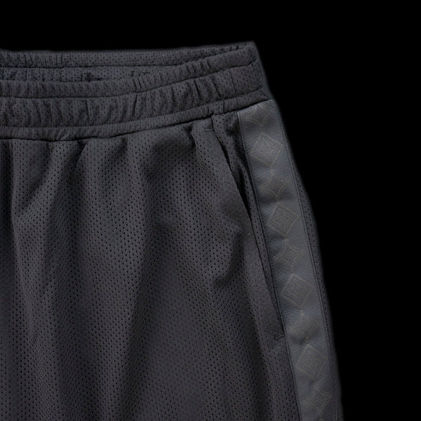 No:vr21ss-sd-pt03 | Name:THE SOURCE MESH TRANING PANTS | Color:BLACK | Size-1【VARDE77】【入荷予定アイテム・入荷連絡可能】