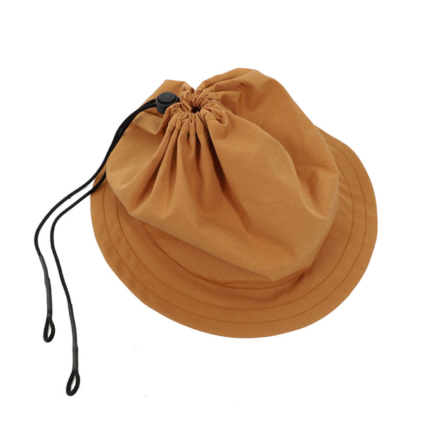 NO:WDAC4R0202A | Name:Wholly Hat - Yellow Ochre | 【WEAVISM】