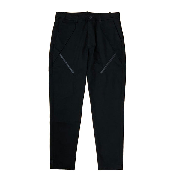 No:WDM20R0611A | Name:Nece Pants - Black | SIze-M【WEAVISM】【入荷予定アイテム・入荷連絡可能】
