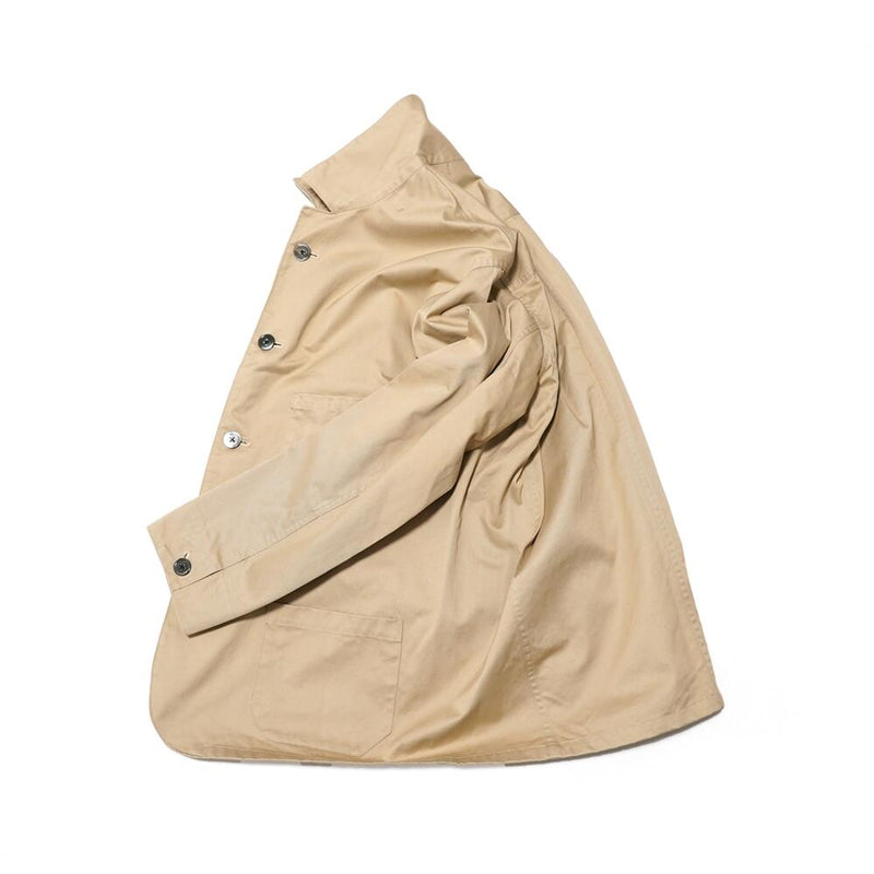 SAC COAT   Color:Beige  【CATTA カッタ】