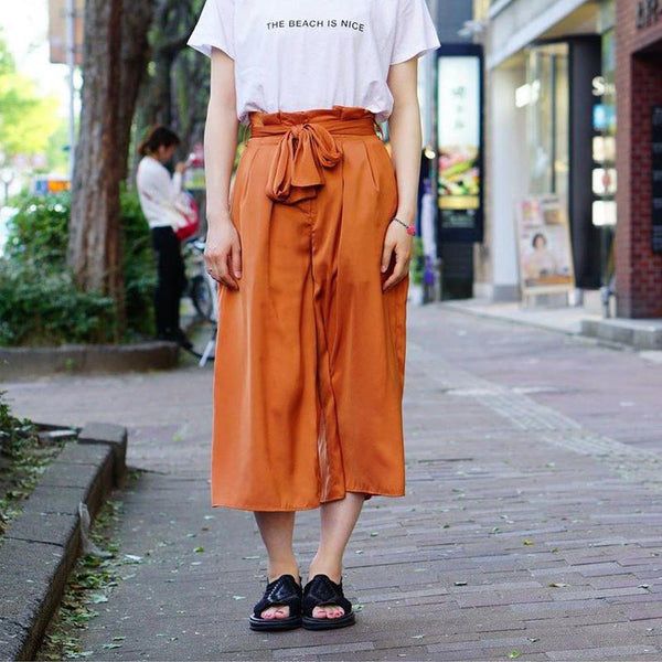 STYLE Name:IN FULL LIGHTPANT Color:AMBER【THE FIFTH LABEL】