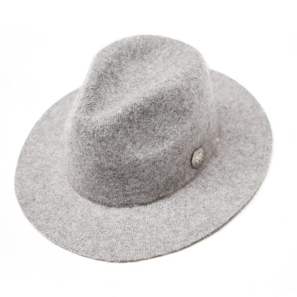 GENTLE WOOL HAT ウールハット  Color:GRAY 【VIRGO】