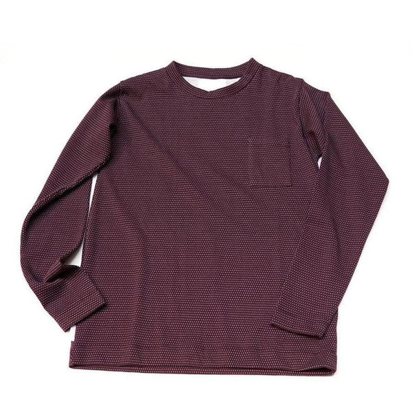 ITEM Name:TRAIL   Color:Eggplant / Blanc【ONTOUR】